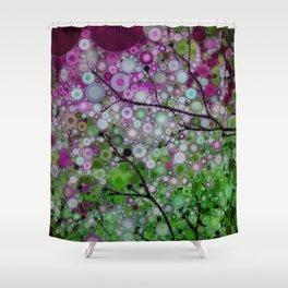 Positive Energy 3 Shower Curtain