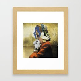 Chiasmus Framed Art Print