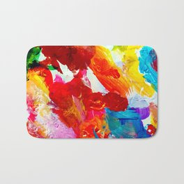 The Colors of my Life Bath Mat