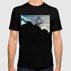 My Neighbor Black X-LARGE Mens Fitted Tee