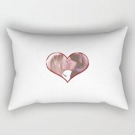 Callie and Arizona Rectangular Pillow