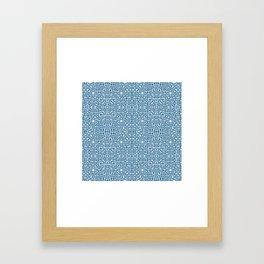 symmetry 4 Framed Art Print