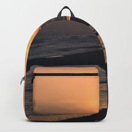 Photo 51 Ocean Beach Sunset Backpack