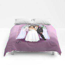 Dream Wedding Comforters
