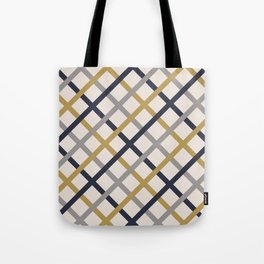 Double Tracery Tote Bag