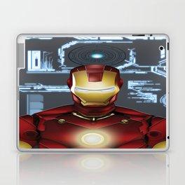 Iron-Man Laptop & iPad Skin
