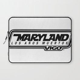 L  O  S    A  Ñ  O  S    M  U  E  R  T  O  S - MARYLAND - vigo - MarylandVigo Laptop Sleeve