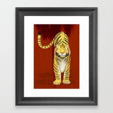 Sandokan Framed Art Print