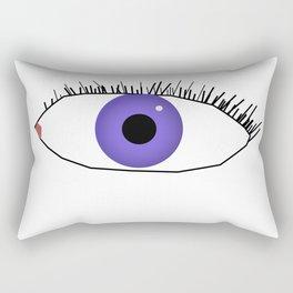Eye doodle Rectangular Pillow