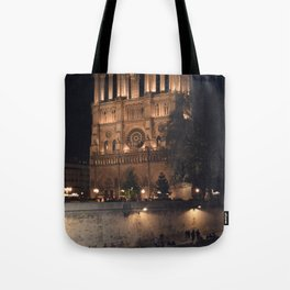 notredame Tote Bag