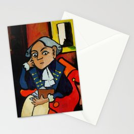 Immanuel Kant Stationery Cards