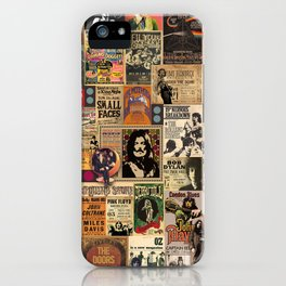 And the beat goes on iPhone Case