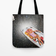 Cosmic Float Tote Bag
