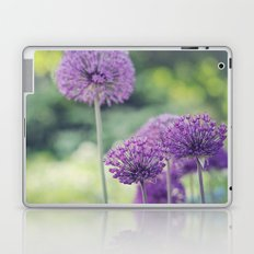 Spring Alliums  Laptop & iPad Skin