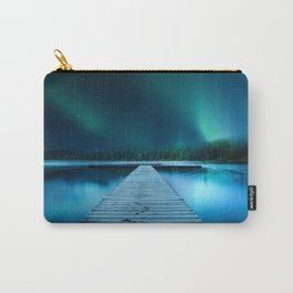 Aurora Above Carry-All Pouch