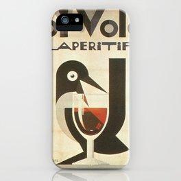 Vintage poster - Pivolo Aperitif iPhone Case
