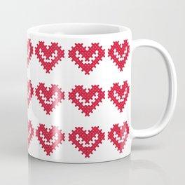 VALENTINE CROSSES Coffee Mug