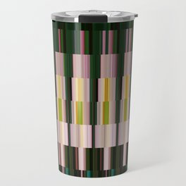 Kaleidoscope   Lotus Travel Mug