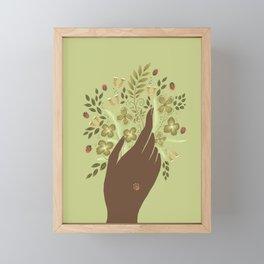 Good Luck II Framed Mini Art Print
