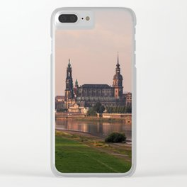 DRESDEN 05 Clear iPhone Case