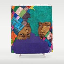 Duo/Gemini Shower Curtain