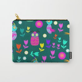 Birds № 7 Carry-All Pouch