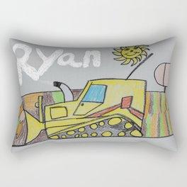 Spreading the LandFill Rectangular Pillow