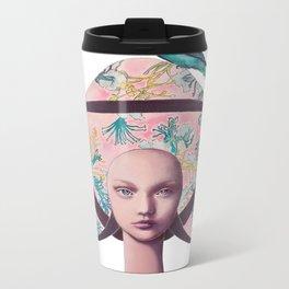 Gemma Bunny Metal Travel Mug