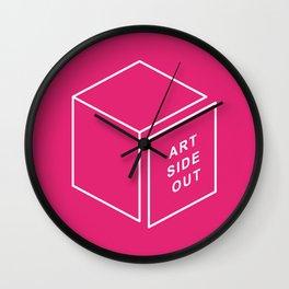 artsideout Wall Clock