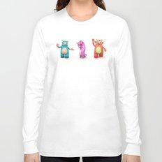 Woopee World Long Sleeve T-shirt