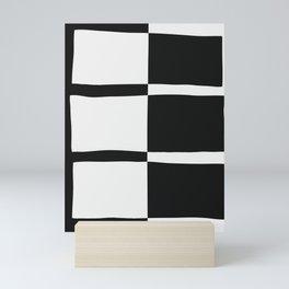Piano Plays Mini Art Print