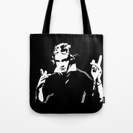 Beethoven Fighter Tote Bag
