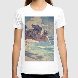 Storms Rise in Dahan T-shirt