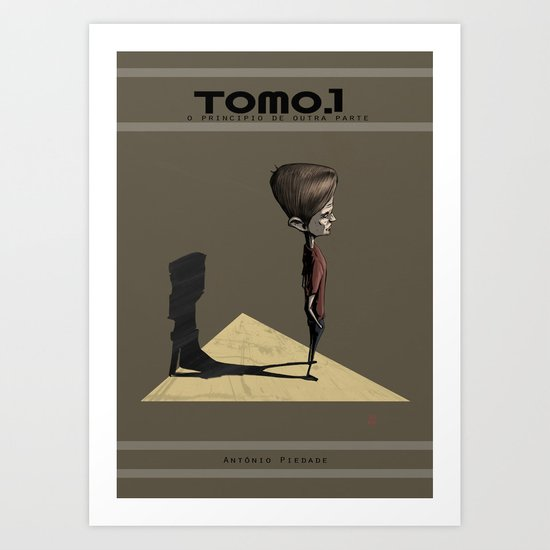 Tomo.1 Art Print