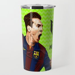 Lionel Messi Travel Mug