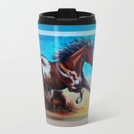 Running Free Travel Mug