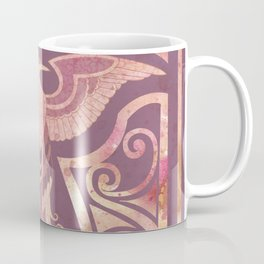 Golden Phoenix Coffee Mug