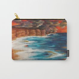 Moroccan Sea Spray Carry-All Pouch