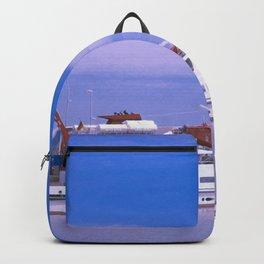 Spiekeroog 1 in Neuharlingersiel Backpack