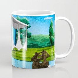 Pilotis architecture Coffee Mug