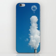 Steam Ring iPhone & iPod Skin