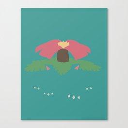 venusaur Canvas Print