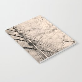Cutty Sark Notebook