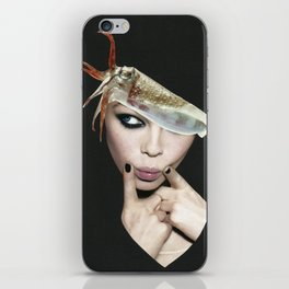 Let's Cuttle iPhone Skin