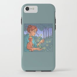 August iPhone Case