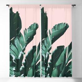 Banana Leaves Finesse #3 #tropical #decor #art #society6 Blackout Curtain