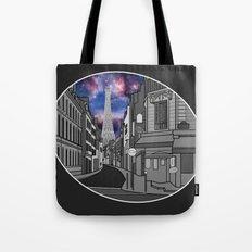 Paris: The Center of the Universe Tote Bag