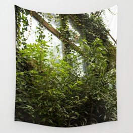overgrown Wall Tapestry