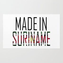 Made In Suriname Rug