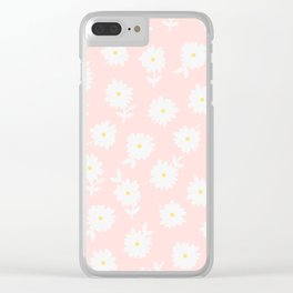 Daisy Missy Clear iPhone Case